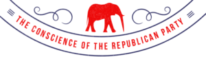 Repulican Liberty Caucus of Minnesota Sticky Logo